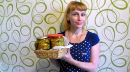 Заготовки на зиму | Вкусный салат на зиму из огурцов по корейски рецепт Секрета