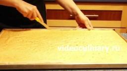 Тонкий масляный бисквит - Рецепт Бабушки Эммы
