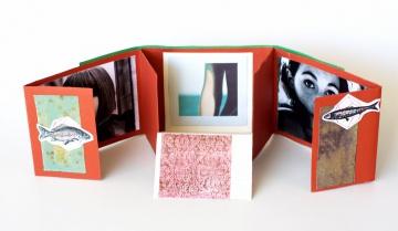 Трум Трум Альбом-раскладушка для фотографий своими руками