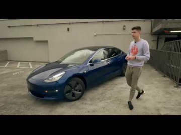 Tesla Model 3 2018 Тест-драйв, обзор