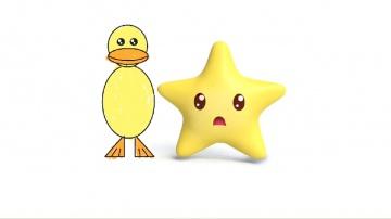 Малышарики - Звёздочка и её друзья  - обучающие мультфильмы для малышей 0-4