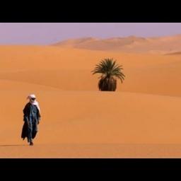 Страна-пустыня Ливия: Обжигающие пески Сахары пропитанные Войной