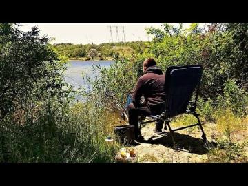 Рыбалка с фидером на реке FLAT METHOD РАБОТАЕТ
