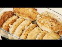 Пышные сочные котлеты из рыбы и кальмаров рецепт от шеф-повара / Илья Лазерсон / русская кухня