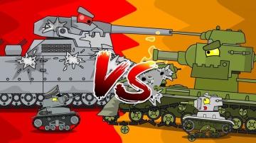 История Большой крысы Мультики про танки для мальчиков и девочек от 3 4 5 6 7 лет