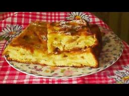 Шарлотка с яблоками | Рецепт Светланы Черновой