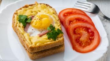 Оксана Пашко -  Идеальные горячие бутерброды для завтрака