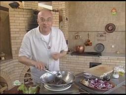 Ханкишиев Сталик: Бараньи почки по-уйгурски - Видео рецепт