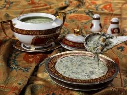 Ханкишиев Сталик: азербайджанский суп Довга