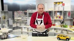 Украинские вареники от Ильи Лазерсона /  украинская кухня