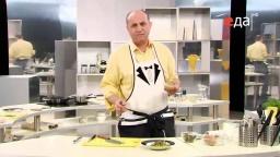 Соус из сметаны, огурцов, каперсов к мясу, рыбе, картошке рецепт от шеф-повара / Илья Лазерсон