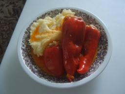 Фаршированный перец | Рецепт Маринкины Творинки