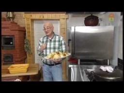 Ханкишиев Сталик: Паровые рулеты с картошкой или штрудель - Видео рецепт