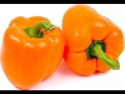 Самый вкусный болгарский перец - оранжевый от шеф-повара /  Илья Лазерсон / Обед безбрачия