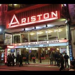 Театр Аристон в Сан-Ремо: Здесь проводят фестиваль итальянской песни