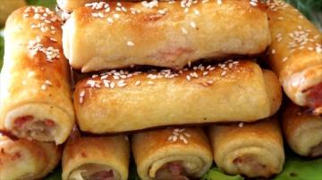 Калинина Наталья  Невероятно Вкусная закуска для пикника и не только. Вкуснейшее и супер Быстрое блю