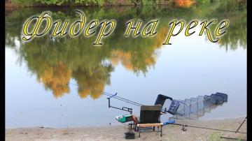 Рыбалка с ночевкой на фидер Река Десна