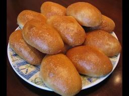 Пирожки с капустой (постные) | Рецепт Ирины Хлебниковой