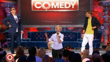 Ольга Бузова в Comedy Club 17.05.2013