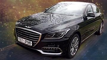 Genesis G80 2017 года Обзор автомобиля и Тест-драйв | Зенкевич Pro Автомобили