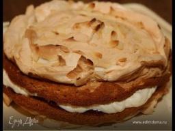 Торт «Почти Павлова» | Рецепт Юлии Высоцкой