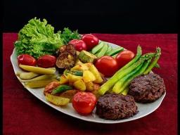 Ханкишиев Многострадальный гамбургер и другая форма подачи - Видео рецепт