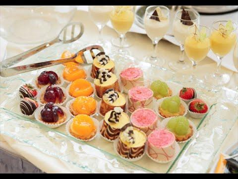 Десертные закуски