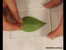 Как изготовить силиконовую форму для мастики