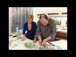 Микс-салат - легкий диетический гарнир рецепт от шеф-повара / Илья Лазерсон / здоровая еда