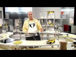 Кулебяка из слоеного бездрожжевого теста рецепт от шеф-повара / Илья Лазерсон / русская кухня