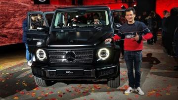 НОВЫЙ ГЕЛИК! ПЕРВЫЙ ОБЗОР! Mercedes-Benz. G-Class. Gelandewagen. G 500. Тест. AMG. США 2018 / 2