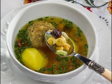 Сталик - Бозбаш с Шах-Гусейном азербайджанские классические супы