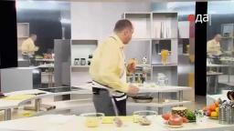 Картошка, запеченная в духовке в молоке с сыром рецепт от шеф-повара / Илья Лазерсон