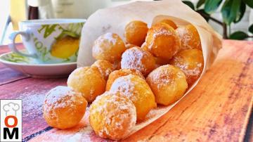 Творожные Пончики На Скорую Руку |  Кушаются как Семечки | ОльгаМатвей
