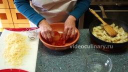 Цветная капуста с помидорами - Рецепт Бабушки Эммы