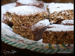 Пирог с черносливом | Рецепт Юлии Высоцкой