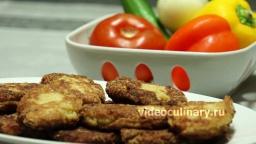 Картофельные котлеты - Рецепт Бабушки Эммы