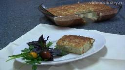 Запеканка из кабачков - Рецепт Бабушки Эммы