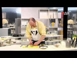 Густой холодный сметанный соус к мясу и рыбе рецепт Лазерсона