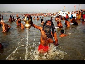 Кричащие реки Индии