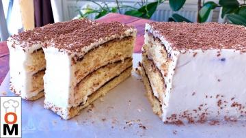 Ольга Матвей Швейцарский Торт-Один из Самых Вкусных Тортов в Моей Жизни