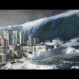 Мега Цунами: Смертоносная волна: Япония Тайланд Шри-Ланка