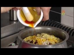 Ханкишиев Сталик - Ришта-плов с фасолью