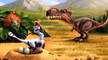 Мультики про динозавров | Развивающие мультфильмы для малышей
