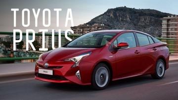 Toyota Prius | Большой тест драйв