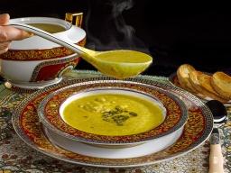Ханкишиев машхурда .. без мяса! или суп из фисташек - Видео рецепт