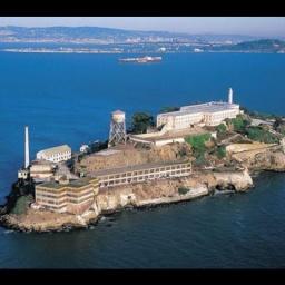 Самая известная тюрьма в мире: Остров-тюрьма Алькатрас: Здесь сидел Аль Капоне