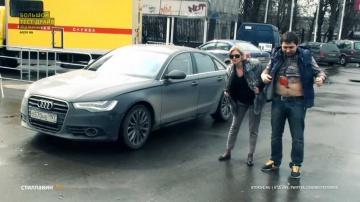 Большой тест-драйв (видеоверсия): Audi A6