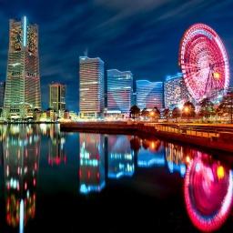 Самые красивые города мира: Токио Япония: Гигантский ультрасовременный мегаполис