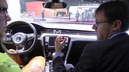 Volkswagen Passat 2015 - Большой тест-драйв - Парижский автосалон
